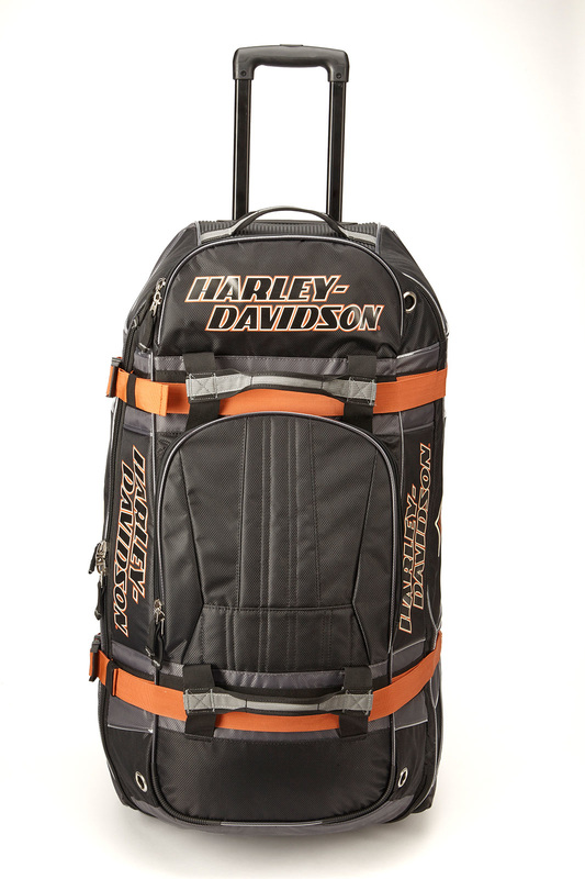 harley davidson by athalon 33 wheeled equipment duffel 99410 athalon sportgear. Black Bedroom Furniture Sets. Home Design Ideas
