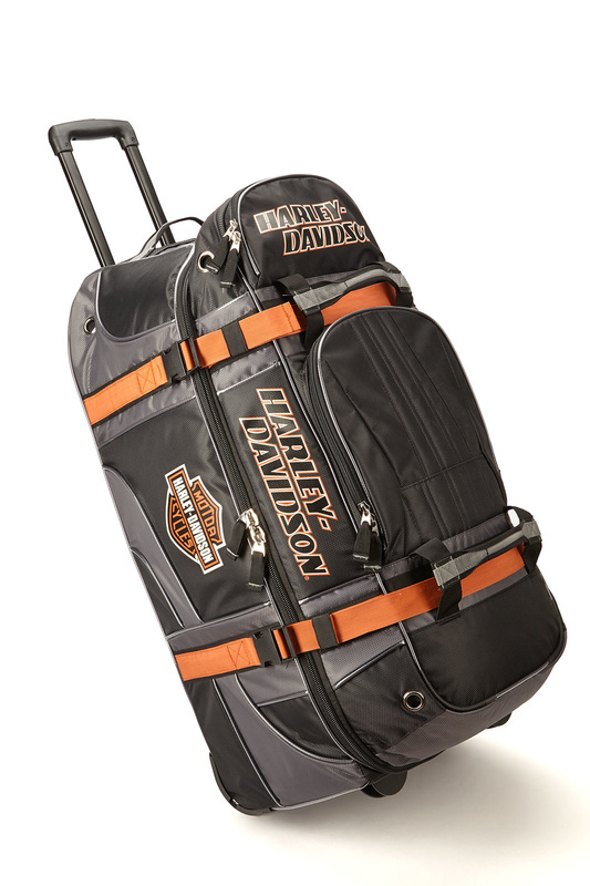 harley davidson by athalon 22 wheeled equipment duffel 99415 athalon sportgear. Black Bedroom Furniture Sets. Home Design Ideas